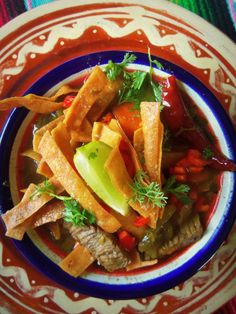 Steak Tortilla Soup - Hispanic Kitchen