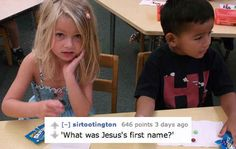 13 Of The Funniest Things Kids Have Said To Their Teachers
