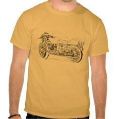 Moto T-shirts, Tee shirts et Vêtements Moto personnalisés