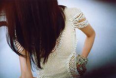 Chanel haute couture f/w 2010 backstage