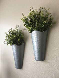 Set of Two Rustic Wall Decor Sconce with Flowers Country Wall Decor Rustic Decor Home Decor Farmhouse Wall Decor Rustic Country Wall Decor, Country Farmhouse Decor, Rustic Wall Decor, Rustic Walls, Metal Wall Decor, Deco Wall, Farmhouse Plans, Vintage Farmhouse, Handmade Home Decor