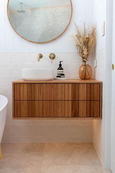 Boho Bathroom, Bathroom Renos, Downstairs Bathroom, Laundry In Bathroom, Bathroom Renovations, Modern Bathroom, Master Bathroom, Bathroom Ideas, Bathroom Organization