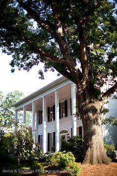 Flint Hill- Norcross, GA, where I got married in 2006...