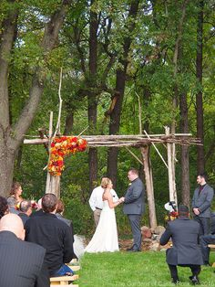 Sierra & Barry at The Gardens of Castle Rock ~ Minnesota Fall Wedding in the Woods #TheGardensofCR #MinnesotaWedding ~ Love Grows at The Gardens of Castle Rock ~ The Minnesota Wedding Venue & Event Center #LoveGrowsatTheGardens #MinnesotaWeddingVenue #MinnesotaWedding #MNVenue #GardenWedding #OutdoorWedding