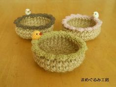 Pin by non on かぎあみ Crochet Stitches, Crochet Earrings, Baby Shoes, Projects To Try, Embroidery, Knitting, Kids, Rose Patterns, Crochet Baskets