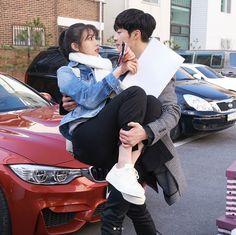 Great Seducer Woo Do Hwan Joy Ongoing korean drama 2018 Asian Actors, Korean Actors, My Shy Boss, Parejas Goals Tumblr, Drama Fever, Korean Drama Movies, Korean Dramas, Red Velvet Joy, Korean Couple