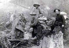 Timberland Abington :  test des hiking boots, et chaussettes Bresciani, aux pays des caribous (2/2)