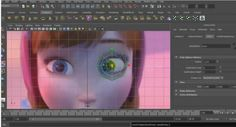 Speed Modeling Anna Character In Frozen Maya Tutorial