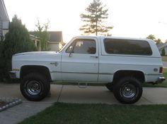 1987 Chevy K5 Blazer   1987 Chevy K5 Blazer