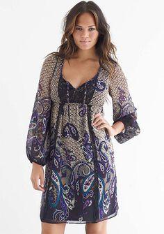 Savannah Lace Boho Dress-i still want this dress