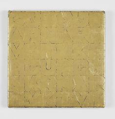 Turk - Small Gold Senza Titolo - 2012 No Response, British, Gold, Art, Art Background, Kunst, Performing Arts, Art Education Resources, Yellow