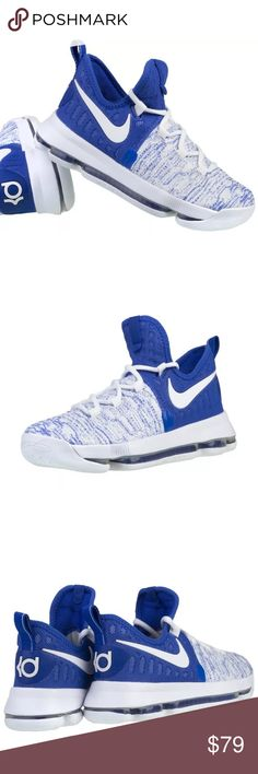 8a348fcb9424 Nike Zoom KD 9 GS Kevin Durant Basketball Shoes Brand new without box. Note