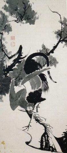 千葉市美術館で「伊藤若冲―アナザーワールド―」展を観た!の画像 | とんとん・にっき