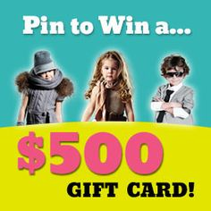 """Brentwood's """"Pin it to Win it"""" Contest is on. Enter for a chance to win a $500 Brentwood Gift Card. Enter here: https://www.facebook.com/BrentwoodTownCentre/app_131706760313149"""