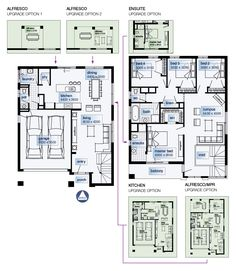 Simonds Homes Floorplan - Westwood | Houses | Pinterest | Town ...