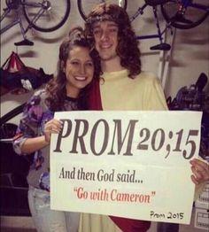 Jesus promposal