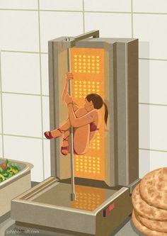 Society by John Holcroft