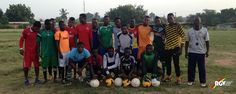 Hier berichtet Ludwig von seiner #Freiwilligenarbeit als #Fußball-Coach in Ghana. Jetzt bei RGV den #Erfahrungsbericht aus dem #Fußball Projekt in #Ghana lesen!