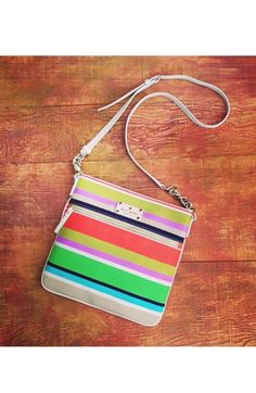 Love the crossbody trend, especially this kate spade new york handbag!