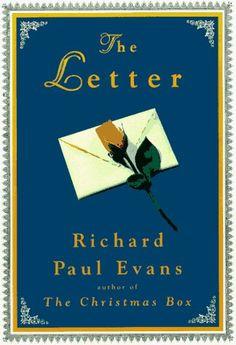 The LETTER by Richard Paul Evans,