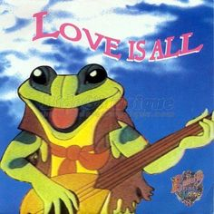 love is all  de Roger glover