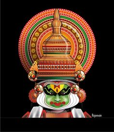 Kerala Mural Painting, Tanjore Painting, Indian Art Paintings, Dot Painting, Acrylic Painting Canvas, Fabric Painting, Canvas Art, Buddha Kunst, Buddha Art