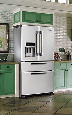 1000 Images About Refrigerators On Pinterest French