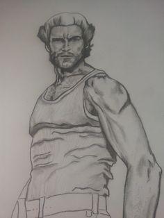 """WiP 2 ....von """"Wolverine-X-MEN"""" alias """"Hugh Jackman"""" ...."""