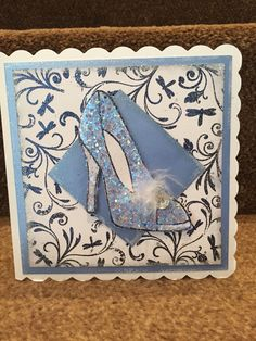 Chloes stamps shoe stamp