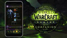 Blizzard launches new 'World of Warcraft: Legion' companion app