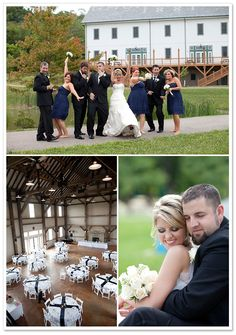 Muhlhauser Barn Wedding by Mandy Paige Photography on ArtfullyWed.com