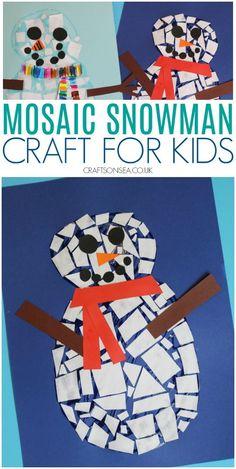 Winter Activities For Kids, Winter Crafts For Kids, Winter Kids, Preschool Activities, Toddler Crafts, Kids Crafts, Craft Kids, Kids Fun, Thema Winter Im Kindergarten