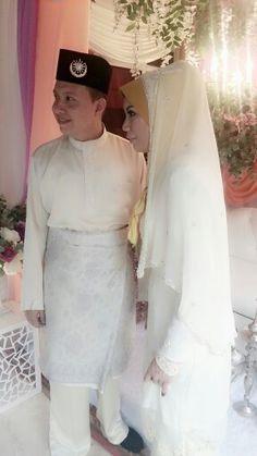 baju (akad nikah)