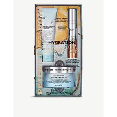 Peter Thomas Roth Hydration Glow Up Kit Cleanser, Peter Thomas Roth, Gel Mask, Makeup Remover, Serum, Glow, Kit, Make Up Remover