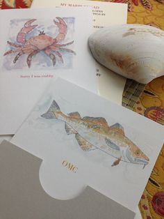 fish cards...
