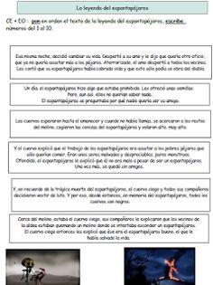 Les quichotteries de Delphine: Corto La leyenda del espantapájaros ( fiche)