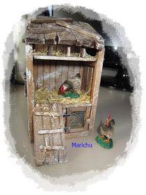 FELIZ AÑO NUEVO     Tras un parón en la publicación de entradas en el blog, os vuelvo a mostrar los nuevos trabajos que he realizado.     ... Nativity Crafts, Christmas Nativity, Christmas Carol, Fairy Garden Furniture, Biscuit, Cool Inventions, Beautiful Christmas, Wood Art, Dollhouse Miniatures