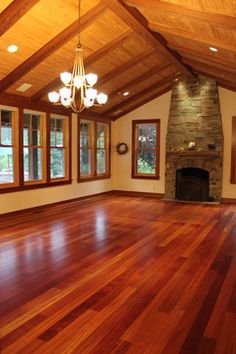 Brazilian Cherry Hardwood Flooring Available At Avalon