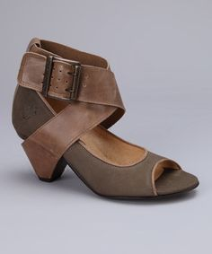 Love them!  FLY london great deal on Zulily.