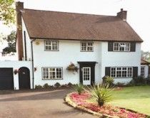 Park House Bed & Breakfast, St Albans, Hertfordshire, Guest House England.