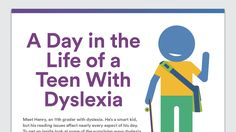 What's it like to have dyslexia? See a day in the life of a kid with dyslexia to get a sense of the many ways dyslexia affects kids. Teenager Posts Parents, Teenager Posts Sarcasm, Teenager Post Tumblr, Teenager Posts Boyfriend, Teenager Posts Crushes, Funny Boy, Medical, School Humor, School Stuff