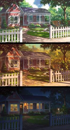 Commission by andanguyen on DeviantArt Scenery Background, Video Background, Animation Background, 2d Game Background, Anime Scenery Wallpaper, Anime Backgrounds Wallpapers, Cute Wallpapers, Episode Interactive Backgrounds, Episode Backgrounds
