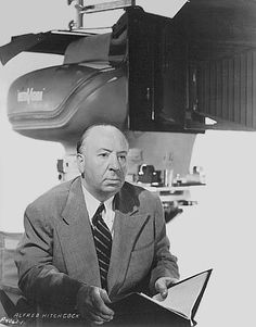Alfred Hitchcock and VistaVision Camera