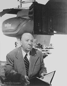 Alfred Hitchcock and VistaVision Camera