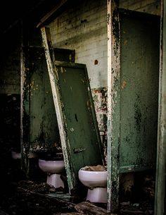 Stalled. Taken at the old navy base, north Charleston, SC