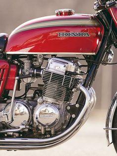 Cb750 Cafe Racer, Honda Scrambler, Suzuki Motorcycle, Honda Cb750, Motorcycle Engine, Ducati, Custom Bmw, Custom Cafe Racer, Custom Bikes