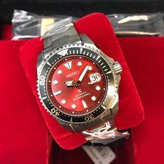 Seiko Diver, Rolex Watches, Men's Fashion, Vogue, Clocks, Accessories, Wristwatches, Watches, Moda Masculina
