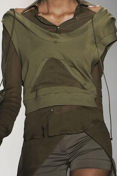 """whatchathinkaboutthat:  """" Kevork Kiledjian Spring 2012 Details  """""""
