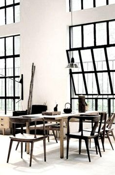 pivot window black framed windows