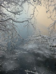 Winter mood by ~Ranveig Marie~, via Flickr